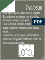 Triclosan listoo