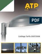 Catálogo ATP 2007-2008