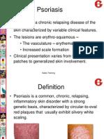 Psoriasis & Mgt.