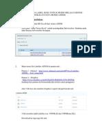 Tutorial Membina Label Buku Untuk Murid Melalui Sistem Data Aplikasi Pangkalan Data Murid VERSI 2014