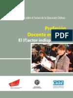 Noticias-Profesion Docente en Chile