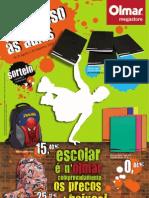 Folheto Escolar Low