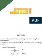 3 Battery