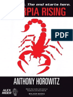 Anthony Horowitz - Alex Rider 09 - Scorpia Rising