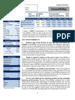Duy.ngo_ConocoPhillips Stock - May 2013