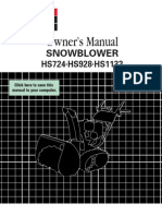Owner's Manual