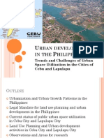 Cebu - Urban Development in the Philippines