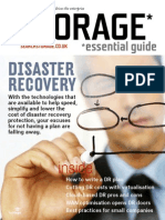 Disaster Recovery Essential Guide Q1