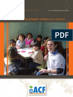 Libro Desarrollo Infantil FRANCES