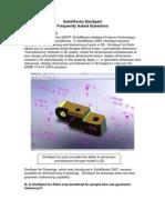 DimXpert FAQ 05-22-07