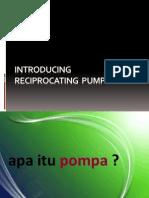 Pompa Reciprocating