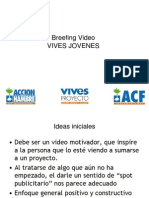 Breefing Video Jovenes ASE