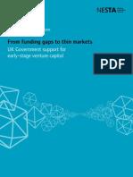Thin Markets Report - Final