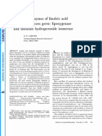 1970-Sequential enzymes of linoleic acid oxidation in corn germ