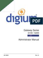 Gateway Manual