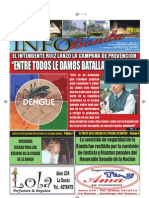 DIARIOINFOBANDA Nº61 - TAPA PUBLICALA EN EL BLOG