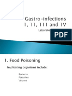 GI Infections 1,2,3,4