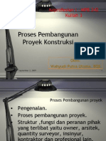 03 - Proses Pembangunan Proyek Konstruksi