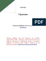 Rafał Łepik - Medytacja Vipassana - Ebooki pl