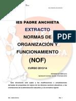 Extracto Web NOF 2013 14