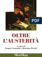 Oltre l Austerita