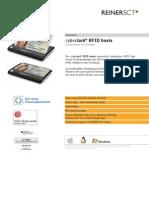 RSCT Datenblatt CyberJack RFID Basis V2.0