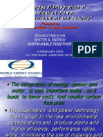 Innovations in Water Energy Technologies1