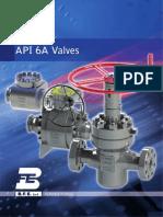 API 6A Valve