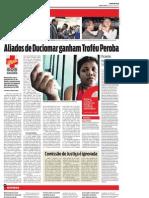 presente peroba - Diário do Pará
