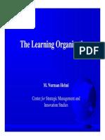 1 Learning Organization [Compatibility Mode]