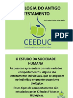 Sociologia do Antigo Testamento