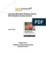 9781782178187_Learning_Microsoft_Windows_Server_2012_Dynamic_Access_Control_Sample_Chapter