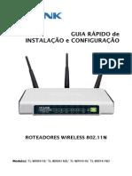 Roteador Wireless TL-WR841N