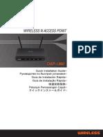 Access Point Wireless N DAP 1360 - D-Link