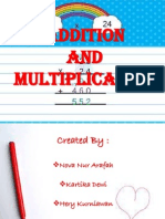 Addition And Multiplication.pptx