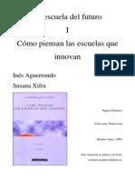 Inés Aguerrondo Escuelas del futuro Tomo 1