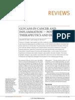 GlycansCancer Inflammation