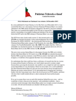 PTI's clarification about Chairman Imran Khan's Tax returns