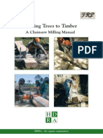 Chainsaw Milling Manual