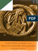 Abulafia - Christians and Jews in 12th c Renaissance