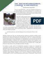 UN LIBRO MARAVILLOSO, VOCÊ COM INTELIGÊNCIA QUÂNTICA, A SABEDORIA DO GUERREIRO, DE JORGE MENEZES