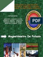 Magnetometro de Potasio