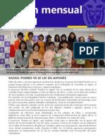 Embajada de Japón - Boletín diciembre de 2013.pdf
