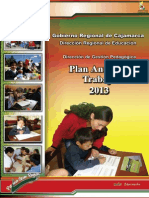 PLAN 14012 Plan Anual de Trabajo 2013-DGP 2013
