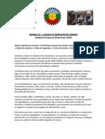 Minga 2.0 y Escuelita Mapuche de Verano_ Enero 2014