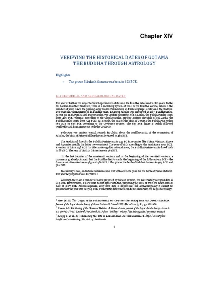Verifying the historical and archaeological dates of gautama verifying the historical and archaeological dates of gautama buddha through astrology ashoka gautama buddha nvjuhfo Images