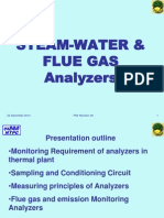 Steam-water & Flue Gas Analyzers