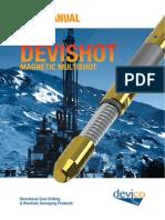 111500 1001 DeviShot User Manual