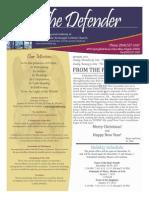 St Michael's The Defender Dec-29