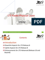 LTE Radio Physical Layer